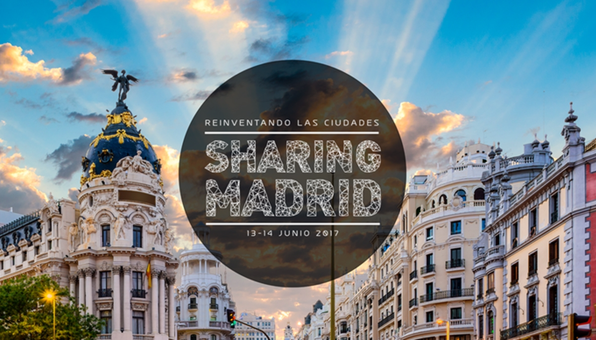 "Evento ""Sharing Madrid"""