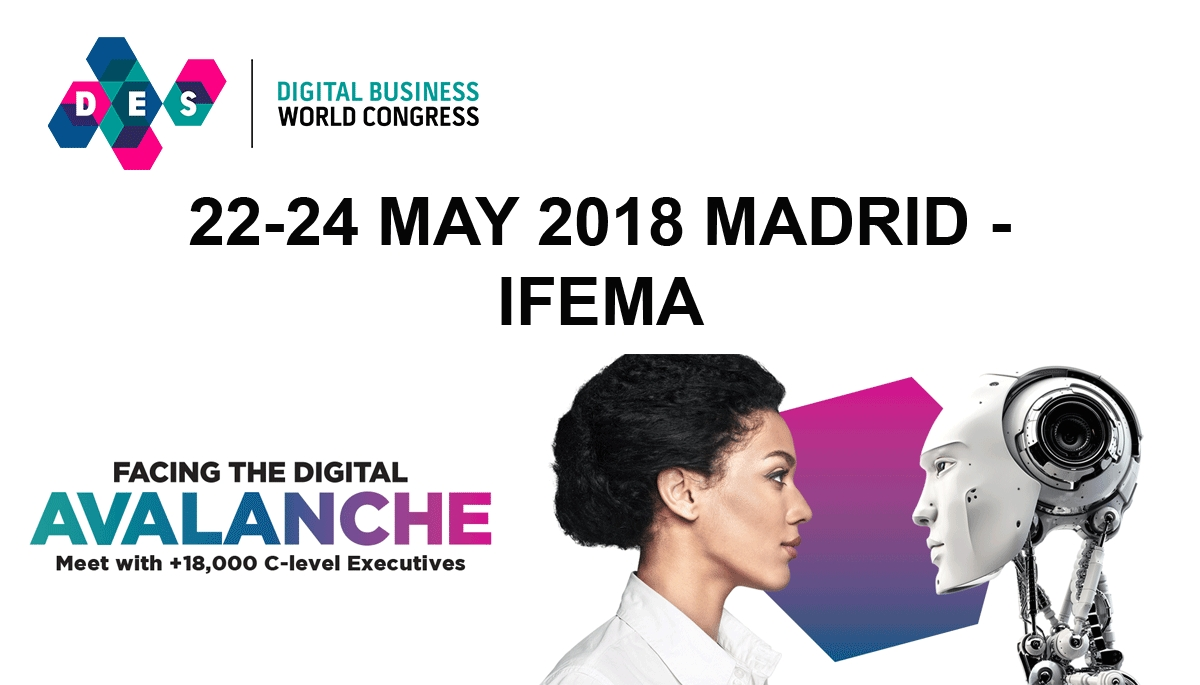 Digital Business World Congress 2018