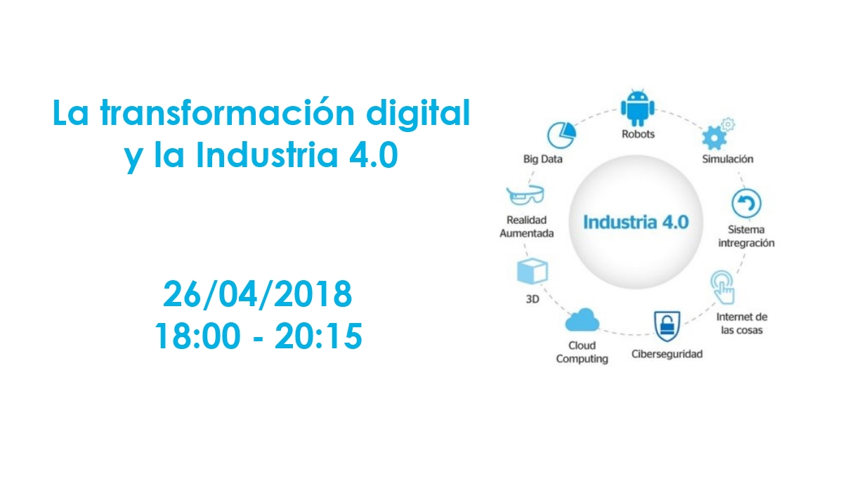La transformación digital y la Industria 4.0