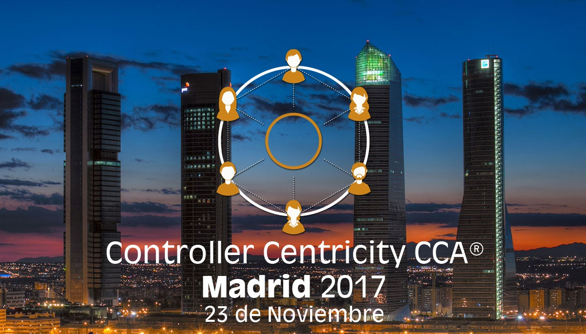 Controller Centricity CCA® Madrid 2017